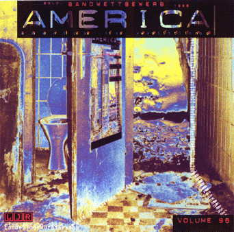 cd cover of america is waiting volume 96
