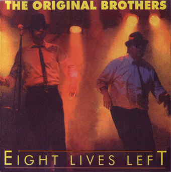 cd cover of eight lives left by the original brothers