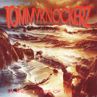 cd cover of in the course of time... leading to decrease by tommyknockerz